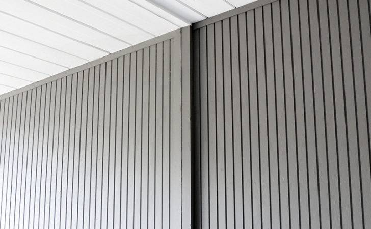 Eichler Siding Exterior Though Our Early Wideline Version Has