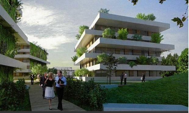 Eko Park Zbuduje Domy Przy Parku Nowawarszawa