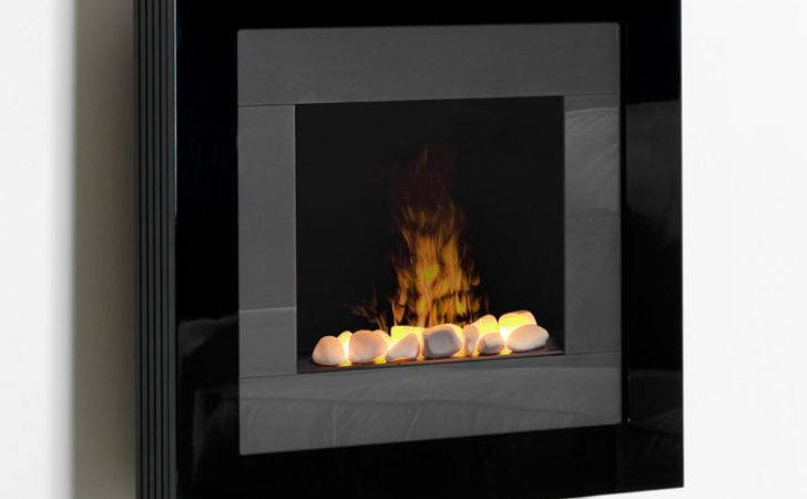 Electric Fireplaces Hanging Fireplace Wall