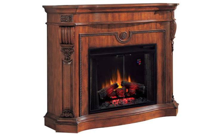 Electric Fireplaces Now Large