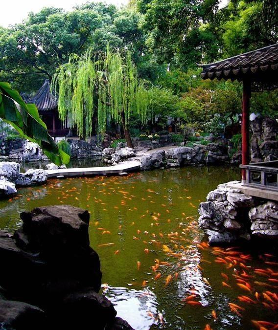 Elegant Chinese Garden Design Inspirations Beautiful Backyard