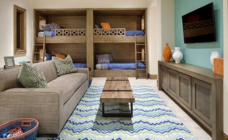 Elegant Fun Unique Bunk Bed Designs
