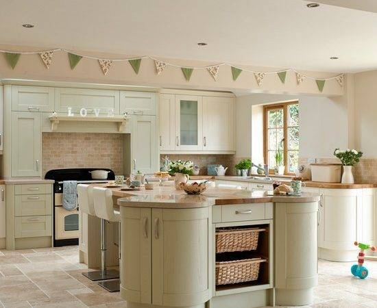 Elegant Green Kitchens Kitchen Home Owners Can Designs