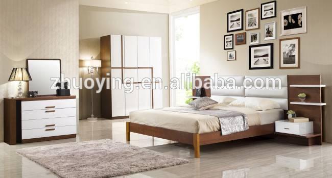 Elegant High Class Bedroom Furniture