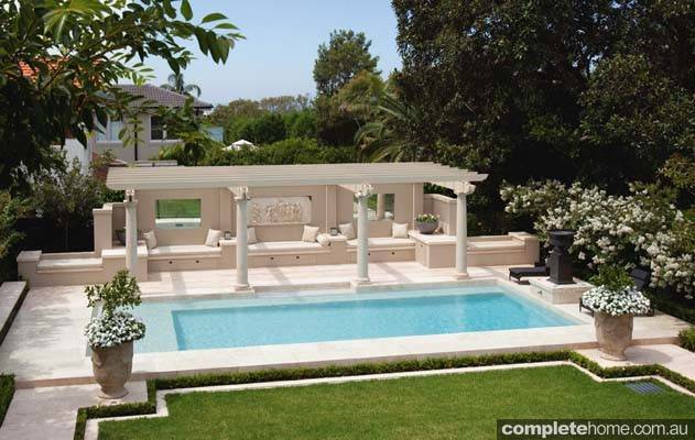 Elegant Pool Design Pride Pools