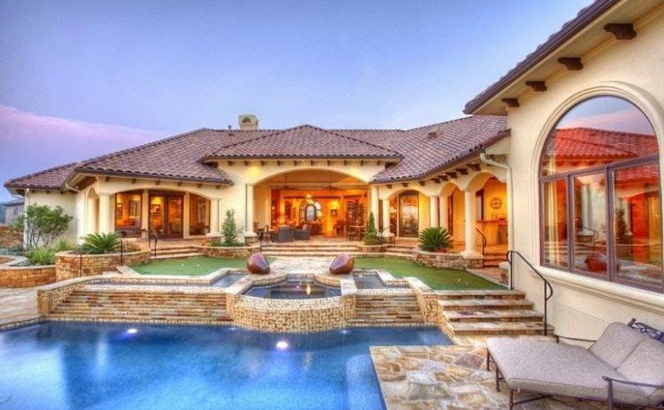 Elegant Pool Designs Residences