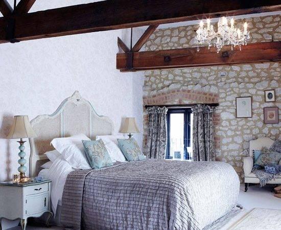 Elegant Soft Blue Bedroom Housetohome