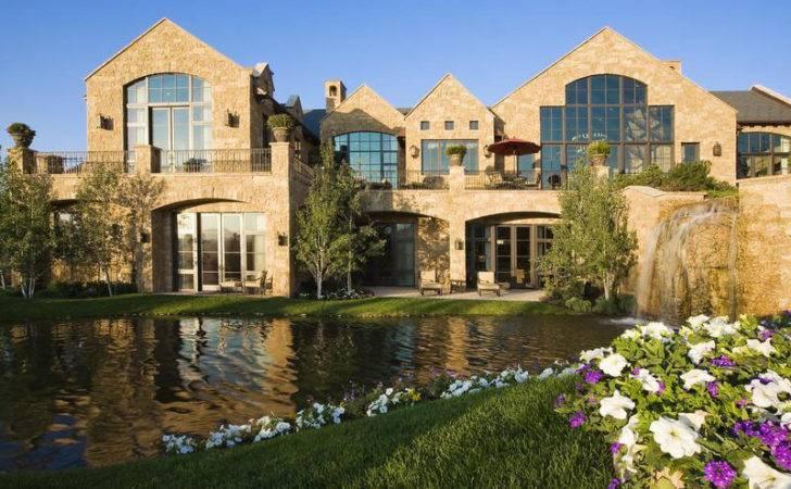Elegant Tuscan Estate Aspen Idesignarch Interior Design