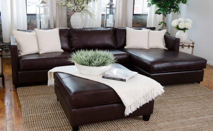 Elements Fine Home Furnishings Urban Piece Top Grain Leather