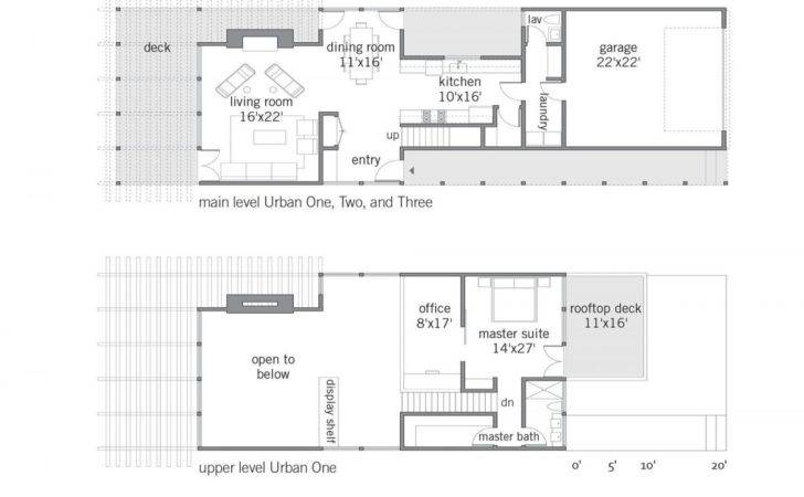 Elements Plans Urbanone Urban One Lindal Cedar Homes Floor