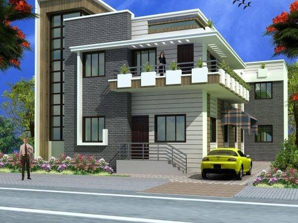 Elevations Independent Houses Elevation Designs