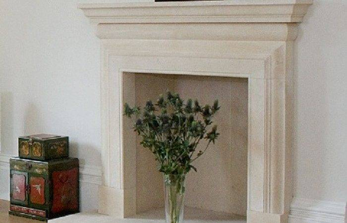 Ellington Stone Fire Surround Attractive Fireplace Hand