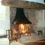 Elm Bresemer Inglenook Fireplace Has Instant Aged Appearance