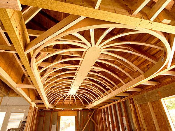 Elongated Dome Ceiling Kits Archways Ceilings