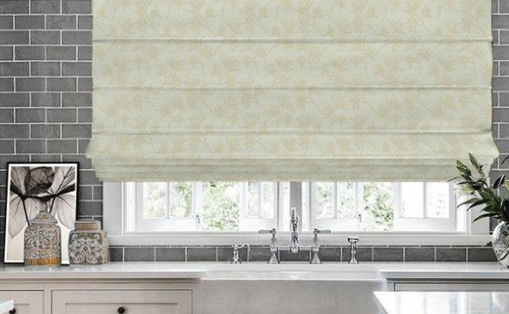 Elyza Curtains Blinds Malaysia Lagoona Sand Roman Blind