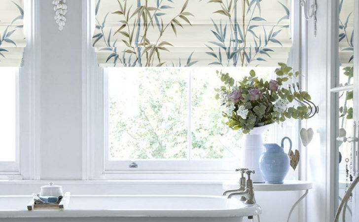 Elyza Curtains Blinds Malaysia Roman Blind Oriental Bamboo Grey