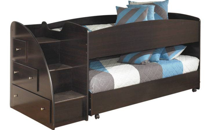 Embrace Twin Loft Bed Casters Furniture