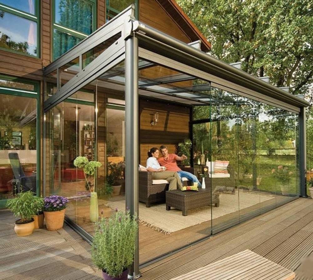 Enclosed Patio Ideas