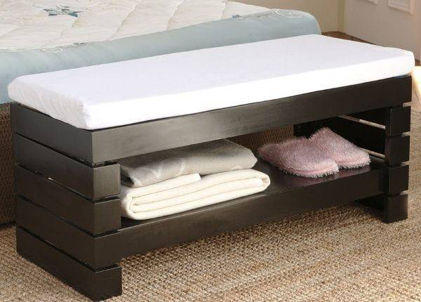 End Bedroom Bench Ikea Benches Storage