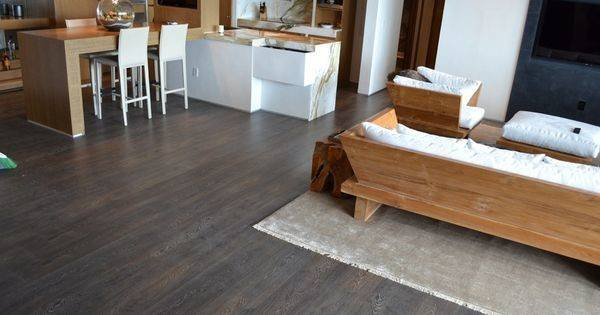 Endless Beauty Laminate Wood Floor Private Residence Check Out