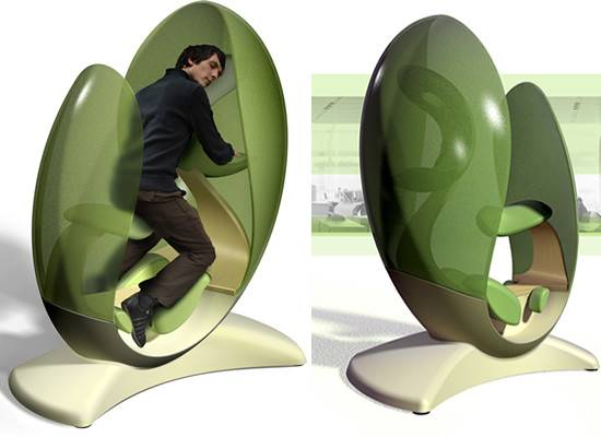 Energy Pods Design Loft Blog Barbour Spangle