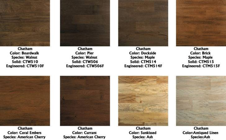 Engineered Hardwood Flooring Types Different Floors