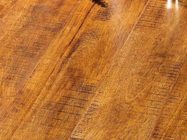 Engineered Rubber Wood Flooring