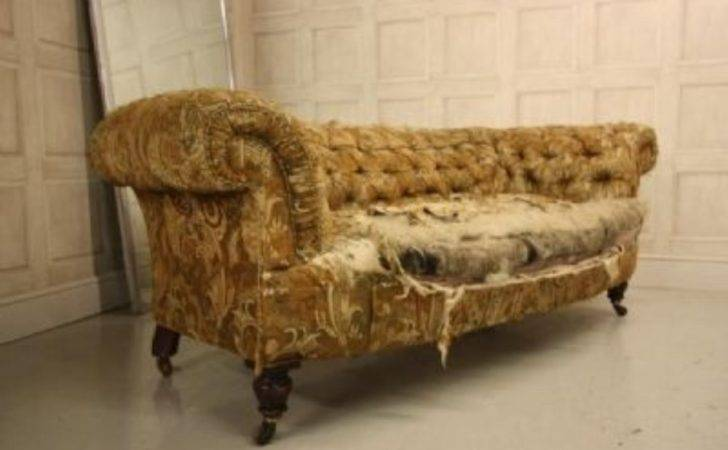 English Antique Chesterfield Sofa Miles Griffiths Antiques