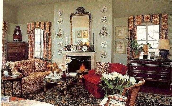 English Country Decorating Timeless Room Decor