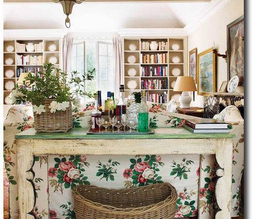 English Country Style Interior Design Moreover