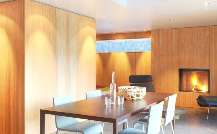 Ensure Excellent Lighting Throughout Contemporary Swiss Property