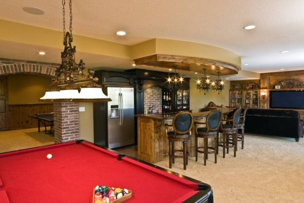Entertainment Room Remodeler Twin Cities Design Build Lecy