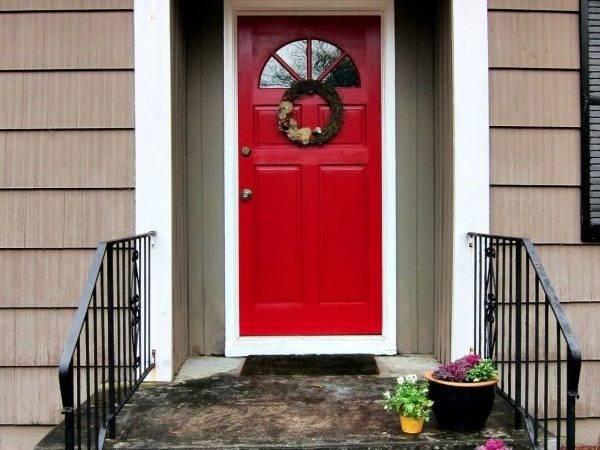 Entrance Ensure Can Start Front Door