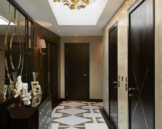 Entrance Hall Penthouse John Wood Morpheus London