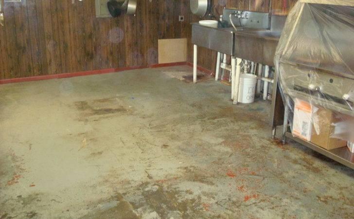 Epoxy Floor Coatings Coating Restaurant Kitchen