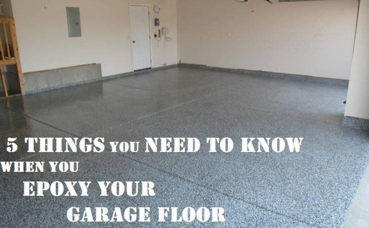 Epoxy Floor Tips Tricks