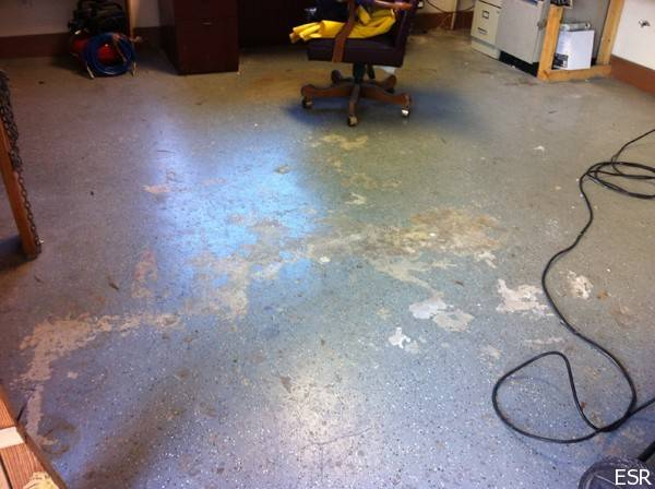 Epoxy Flooring Diy