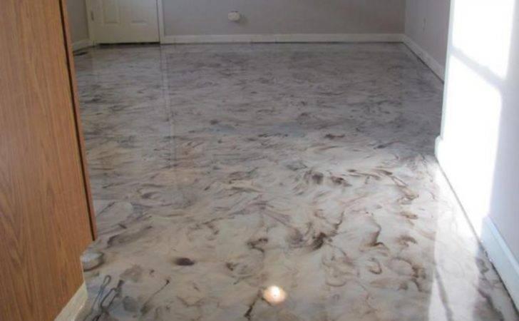 Epoxy Flooring Kitchen Okzyiv