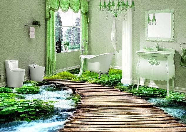 Epoxy Floors Bathroom Flooring