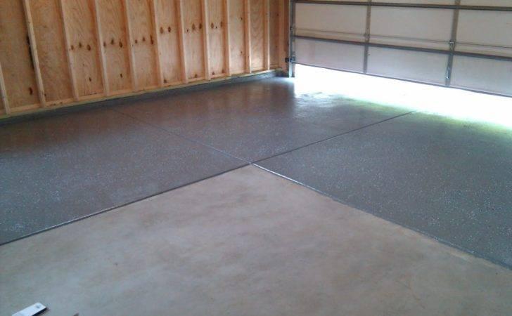 Epoxy Garage Floor Diy