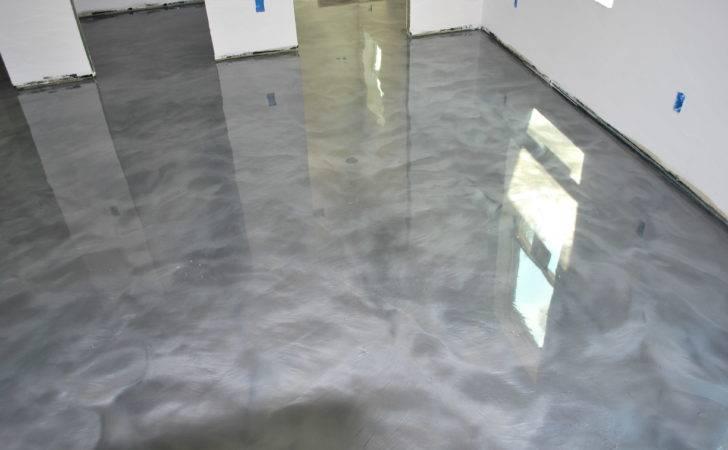Epoxy Kitchen Flooring Portsmouth Garage