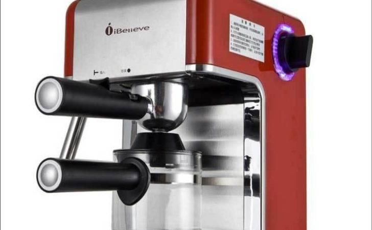 Espresso Coffee Maker Italy Machine Ibelieve