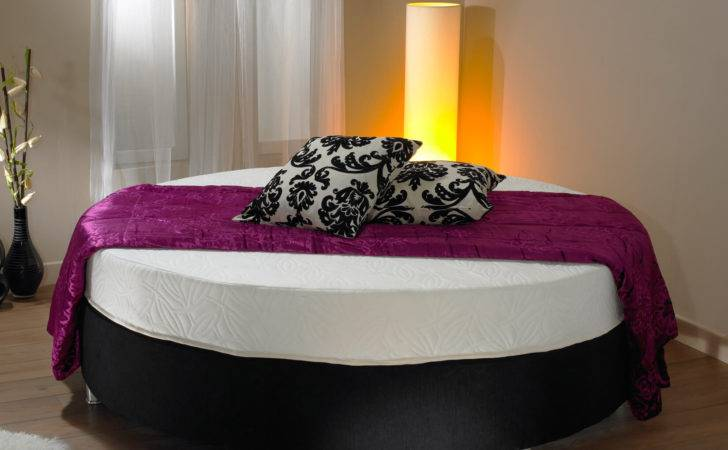 Essential Chic Round Bed Frame Only