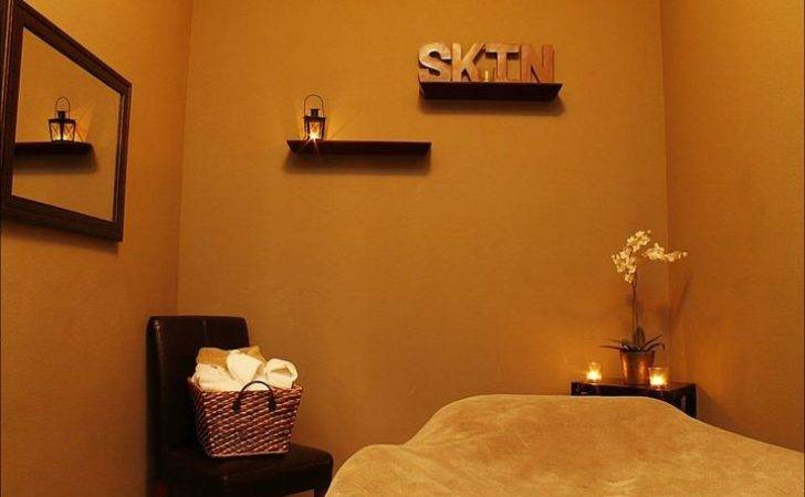 Essentials Day Spa Skin Relaxation Beauty Decoration Room