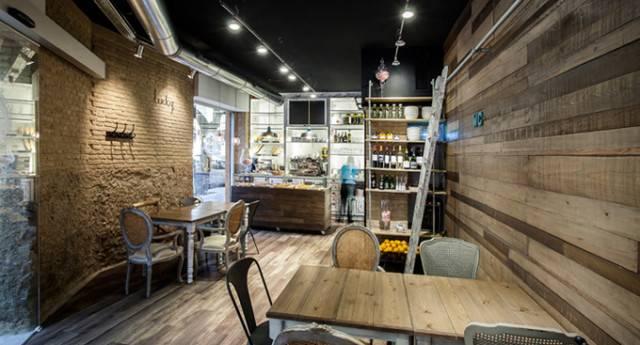 Estudio Caf Coffee Shop Interior Design Petite Brioche Spain