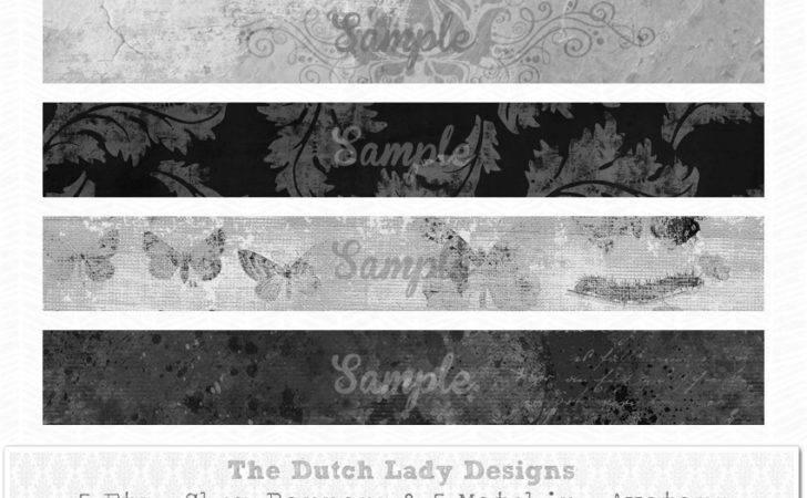 Etsy Shop Banners Avatars Dutch Lady Designs