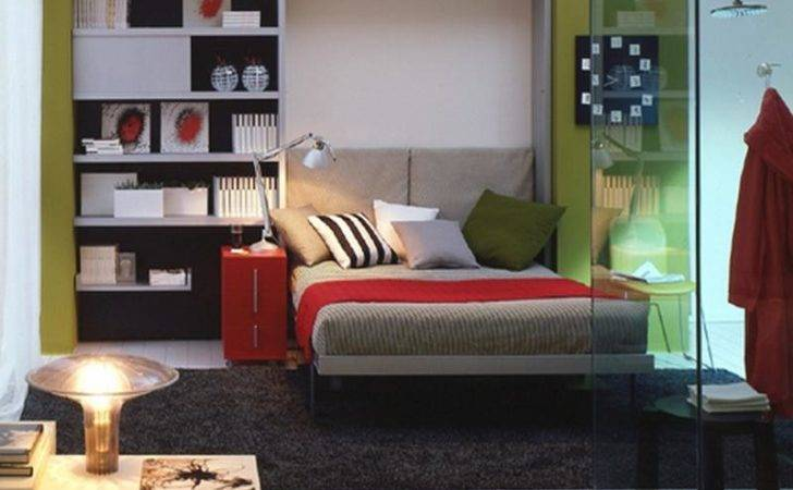Euro Wall Murphy Bed Desk Combo Home Interior Design