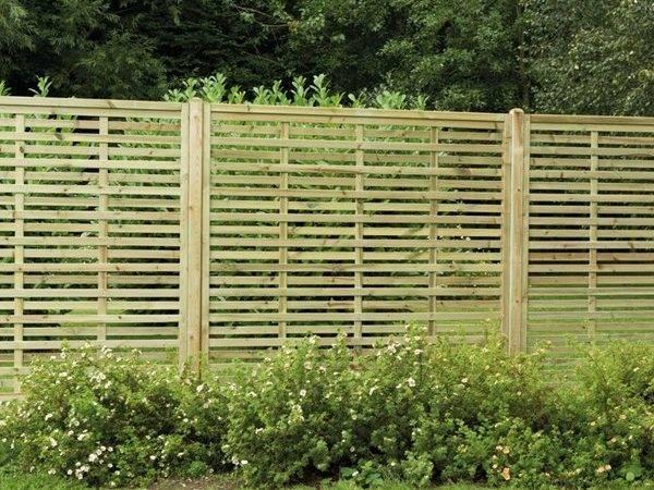 Europa Kyoto Screen Contemporary Fence Panel Gardensite