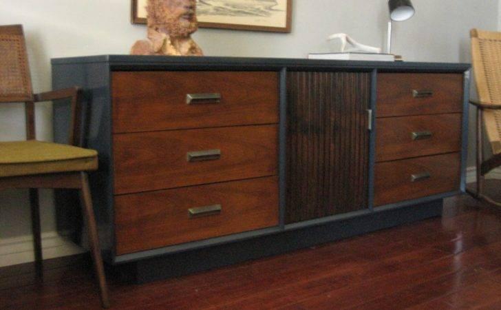 European Paint Finishes Vintage Industrial Modern Chic Dresser