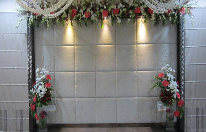 Events First Night Room Decor